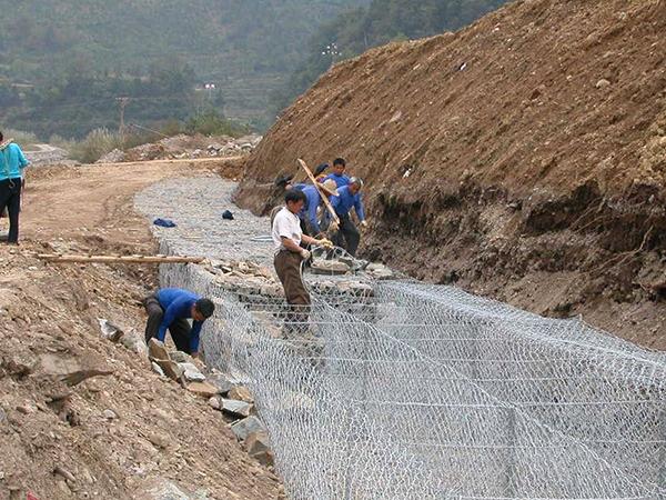 石笼网挡土墙图片4